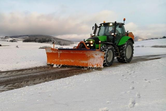Winterdienst für Kommunen