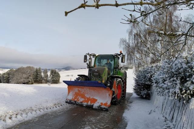 Winterdienst & Straßenreinigung